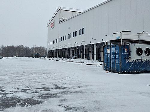 Площадка завода Эрманн