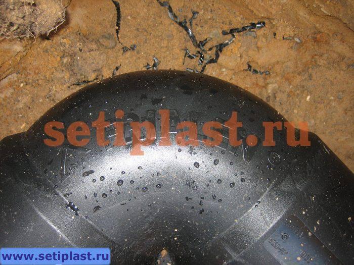 Отвод FRIALEN для электрофузионной сварки
