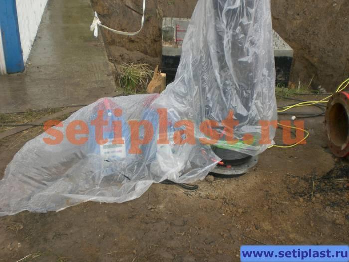 Защита оборудования от дождя