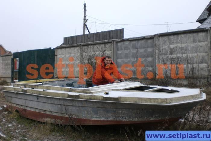 Гонки на катерах