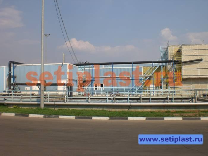 Завод Пепси-Кола в Шереметьеве