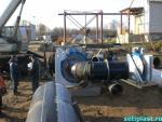 Станок для пэ труб 1200 мм