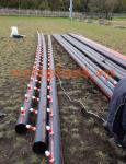 Трубы ПЭРТ с приваренными патрубками