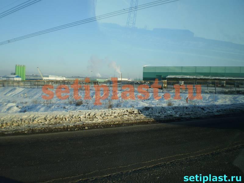 Складской комплекс Домодедово