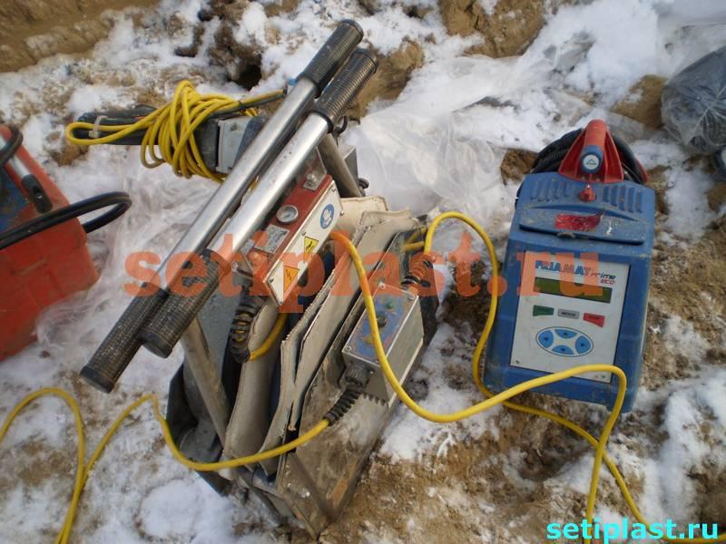 Стыковой и электромуфтовый станки