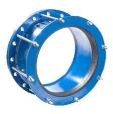 Фланцевый адаптер большого диаметра