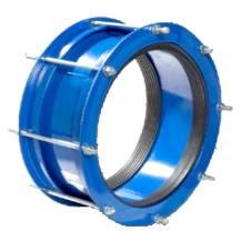 Ремонтно-соединительная муфта большого диаметра